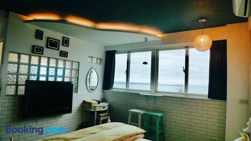 Sunshine Sea View B&B - Hualien City - Kitchen
