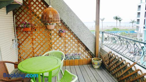 Sunshine Sea View B&B - Hualien City - Balcony