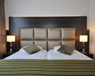 Hotel Terminus - Goes - Bedroom