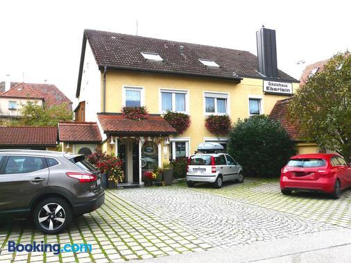 Gastehaus Eberlein - Rothenburg ob der Tauber - Building