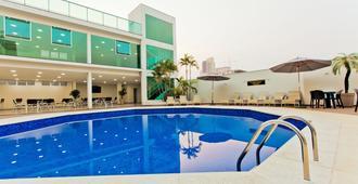 彼得羅安傑洛酒店 - 科士.道力喬 - 伊瓜蘇市 - 游泳池
