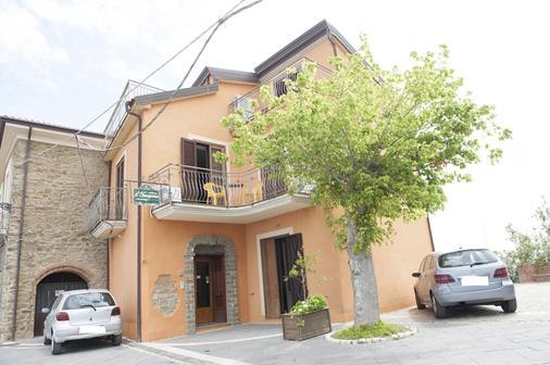 B&B Il Tempone - Prignano Cilento - Building