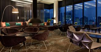 Crown Metropol - Melbourne'dan - Salon