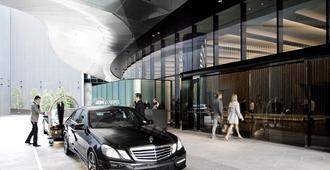 Crown Metropol - מלבורן - כניסה למלון
