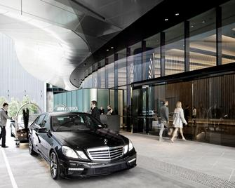 Crown Metropol - Melbourne - Hotel entrance