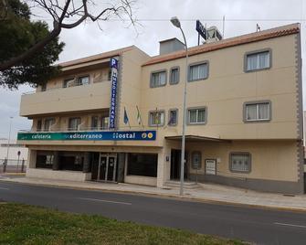 Hostal Mediterráneo - El Ejido - Building