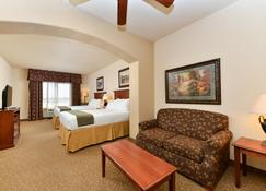 Holiday Inn Express Hotel And Suites Las Cruces, An IHG Hotel - Las Cruces - Bedroom