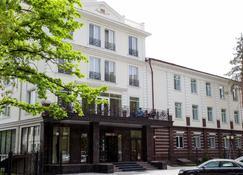 PARK HOTEL Bishkek - Bisjkek - Gebouw