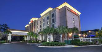 Hampton Inn Jacksonville - East Regency Square - Jacksonville - Building