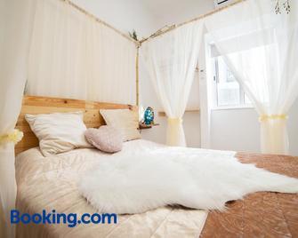 O Quintal Guesthouse - Lagoa (Faro) - Schlafzimmer