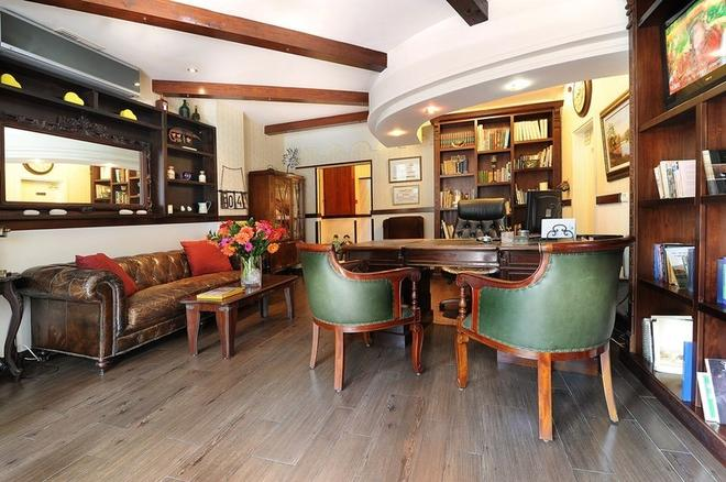 Villa Carmel Boutique Hotel - Haifa - Bar