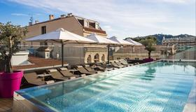 Five Seas Hotel Cannes - Cannes - Piscina