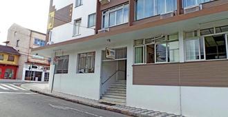 Hotel St. John - Blumenau - Edifício