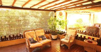 Pousada Vila Marraro - Morro de Sao Paulo - Lounge