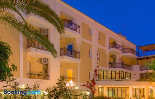 Fortezza Hotel - Rethymno - Building
