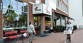 Conscious Hotel The Tire Station - Amsterdam