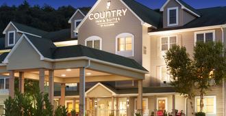 Country Inn & Suites by Radisson, Lehighton,PA - Lehighton - Building