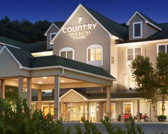 Country Inn & Suites by Radisson, Lehighton,PA - Lehighton - Building