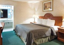Quality Inn Petersburg-Fort Lee - Petersburg - Makuuhuone
