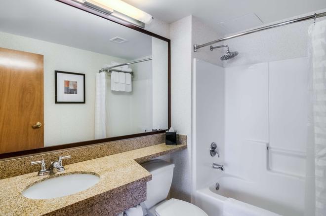 芝加哥/紹姆堡凱悅酒店 - 紹姆堡 - 紹姆堡 - 浴室