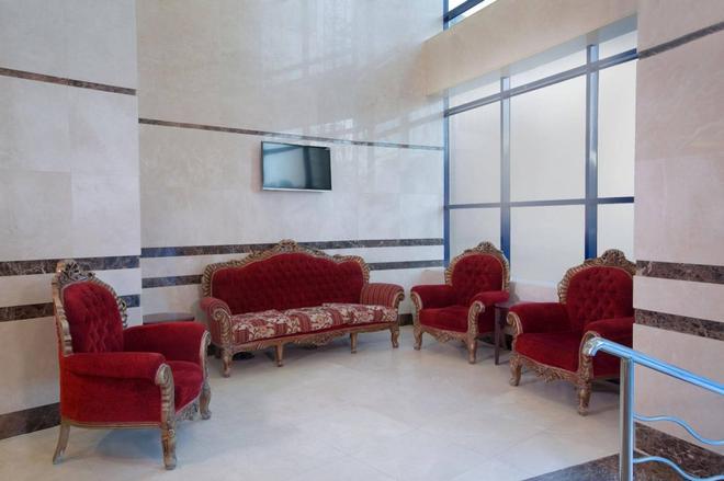 那瓦茲阿發酒店 - 麥加 - 麥加 - 休閒室