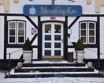 Hotel Menstrup Kro - Næstved - Gebäude
