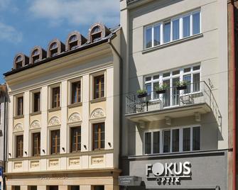 Hotel Kramer - Troppau - Gebäude