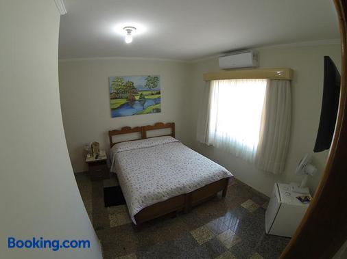 Pousada Das Águas - Serra Negra - Bedroom