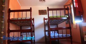 Macondo Hostel - Morro de Sao Paulo - Bedroom