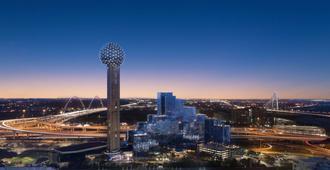 Hyatt Regency Dallas - דאלאס - בניין