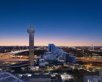 Hyatt Regency Dallas - Даллас - Building