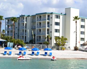 Gulfview Hotel - On the Beach - Clearwater Beach - Building