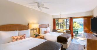 Fairmont Jasper Park Lodge - Jasper - Bedroom