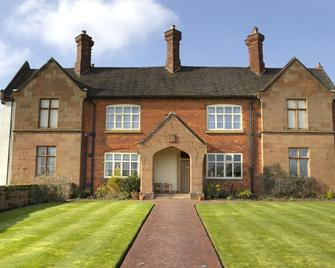 Old Hall House - Coventry - Edificio