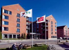 Clarion Collection Hotel Bryggeparken - Skien - Edificio