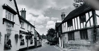 The Eight Bells - Haywards Heath - Outdoor view