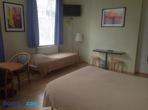 Hotel Les Acteurs - Liège - Bedroom