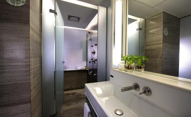 香港銅鑼灣利景酒店 - 香港 - 浴室