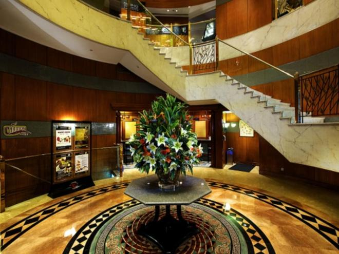 香港銅鑼灣利景酒店 - 香港 - 大廳