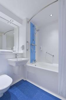 新堡市中心旅遊旅館 - 泰恩河畔新堡 - 泰恩河畔紐卡素 - 浴室