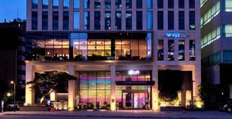 Aloft Seoul Gangnam - Seoul - Toà nhà