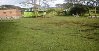 Hostel Ebeneza - Ngorongoro - Vista del exterior
