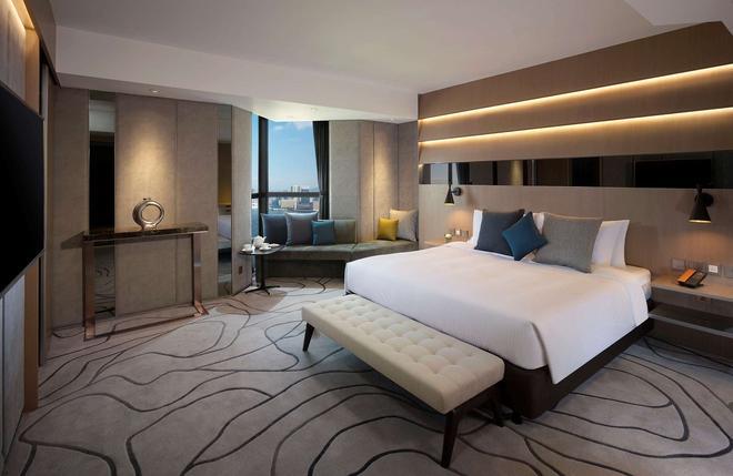 The Harbourview - Гонконг - Спальня