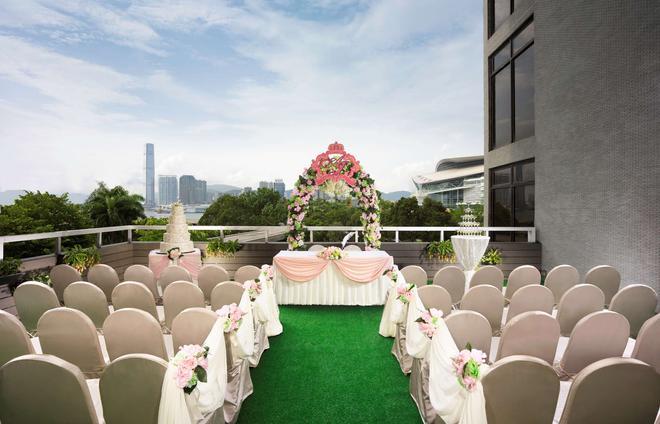 The Harbourview - Гонконг - Банкетный зал