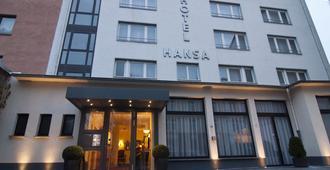Hotel Hansa - Offenbach am Main - Edificio