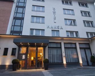 Hotel Hansa - Offenbach am Main - Edifício