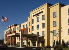 SpringHill Suites by Marriott Albany Latham-Colonie - Albany - Building