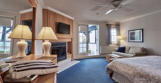 Sir Sam's Inn & Waterspa - Adults Only - Eagle Lake - Bedroom