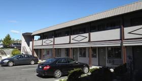 Seatac Inn And Airport Parking - Аэропорт Sea-Tac - Здание