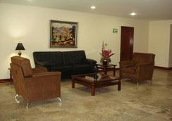 Apartamentos Santa Maria - Bogotá - Olohuone